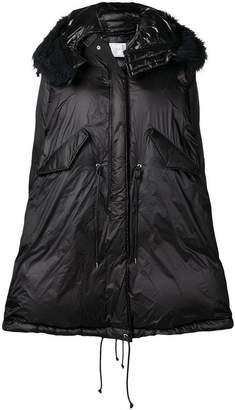 Sacai padded winter coat
