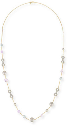 Alexis Bittar Crystal Station Necklace $295 thestylecure.com