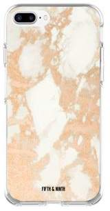 Ted Baker Stone Cold Copper Lux iPhone 6+/7+/8+ Case