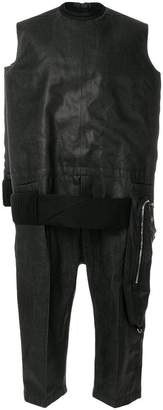 Rick Owens Body Bag jumpsuit