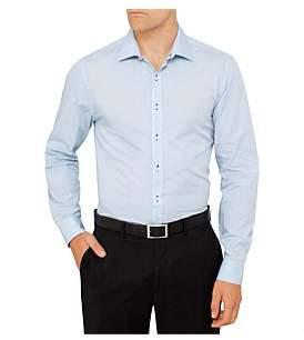 Ben Sherman Micro Check Kings Slim Fit Shirt