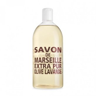 Cie Luxe Compagnie de Provence Extra Pure Marseille Olive & Lavender Liquid Soap Refill $27.95 thestylecure.com