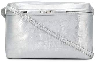 Calvin Klein vanity case satchel