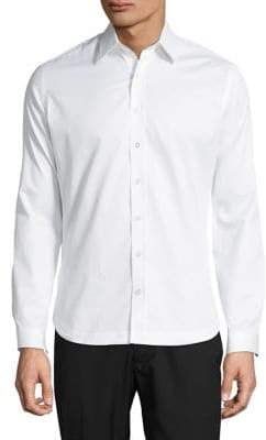 Carlos Campos Casual Button-Down Shirt