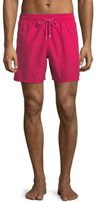 Vilebrequin Men's Moorea Solid Swim Trunks