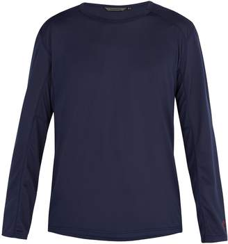 TETON BROS Long-sleeved stretch-mesh T-shirt