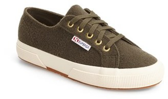Women's Superga Lace Up Sneaker $88.95 thestylecure.com