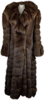 Future Classics Brown Fox Coats
