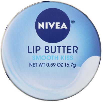 Nivea Lip Care Lip Butter Smooth Kiss