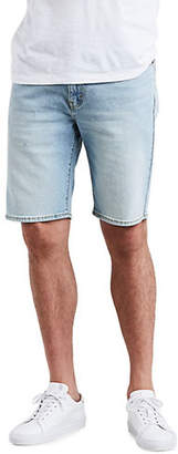 Levi's 505 Faded Regular-Fit Denim Shorts