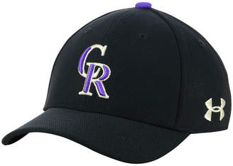 Under Armour Boys' Colorado Rockies Adjustable Blitzing Cap