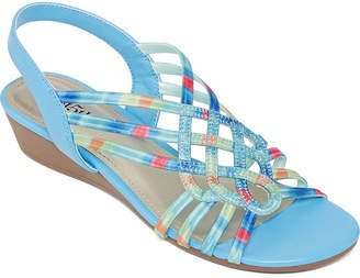 0001a5b5720 East Fifth east 5th Womens Reno Heeled Sandals