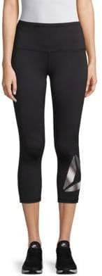 Reebok Elite High-Rise Capri Leggings