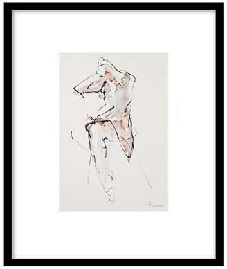 The Portfolio Collection Bella Pieroni - Dancer Resting I Art
