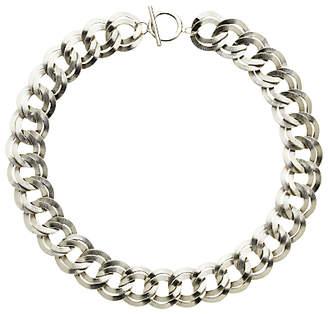 Monet Double Chain Necklace