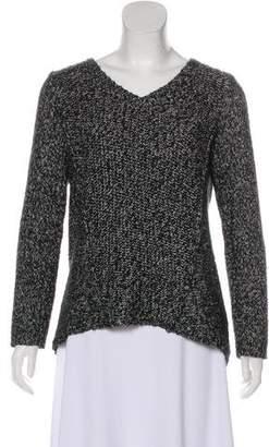 Calvin Klein Long Sleeve V-Neck Sweater
