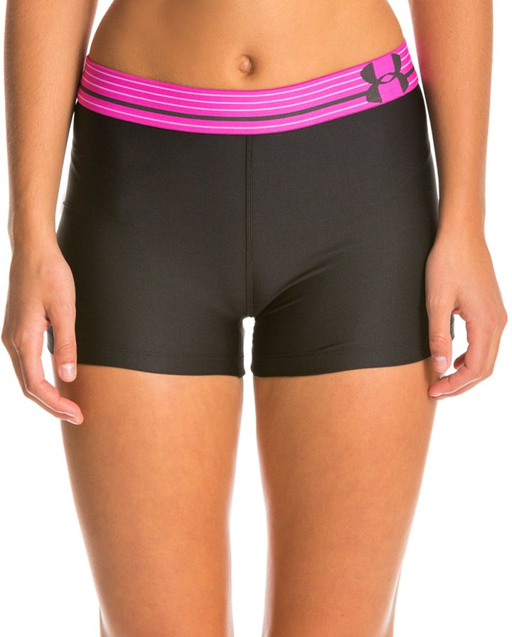 Under Armour Women's HeatGear Armour Compression Shorty (Solid) 8134295