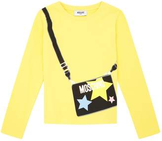 Moschino Handbag Long Sleeve T-shirt