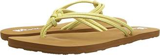 Volcom Women's Forever and Ever Dress Flat Sandal