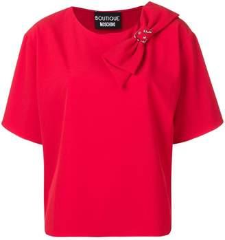 Moschino bow T-shirt