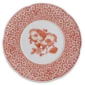 Oscar De La Renta by Vista Alegre Coralina Porcelain Dessert Plate/Set of 4