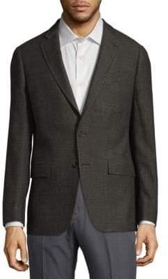 Michael Kors Melange Wool Sportcoat