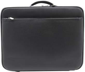 Porsche Design Black Leather Bag