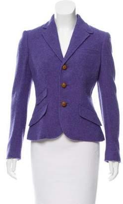 Polo Ralph Lauren Tailored Lambswool Blazer