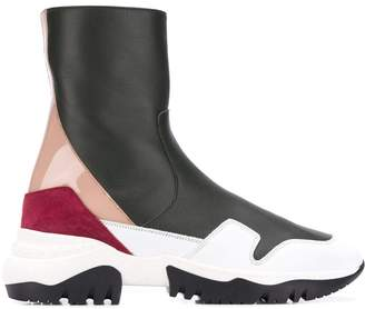 A.F.Vandevorst slip-on sneakers-style boots