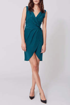 Amanda Uprichard Emmet Wrap Dress