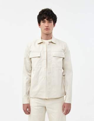 Jil Sander Taren Twill Shirt