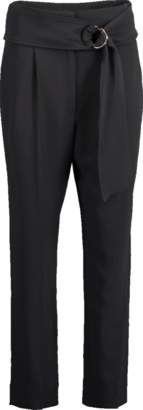 Brunello Cucinelli Pleated Pant with D-ring Belt