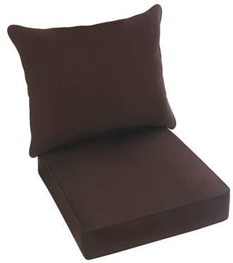 Rosecliff Heights Indoor/Outdoor Sunbrella Lounge Chair Cushion