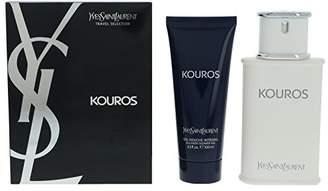 Saint Laurent Kouros Men Giftset (Eau De Toilette Spray