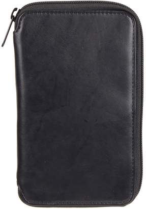 Men's Exact Fit RFID Stretch Travel Wallet