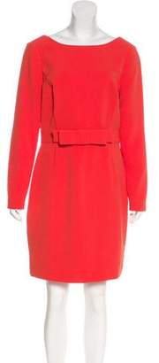 Reiss Knee-Length Retro Dress