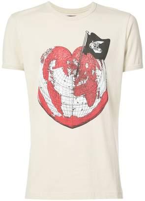 Vivienne Westwood Heart Globe T-shirt