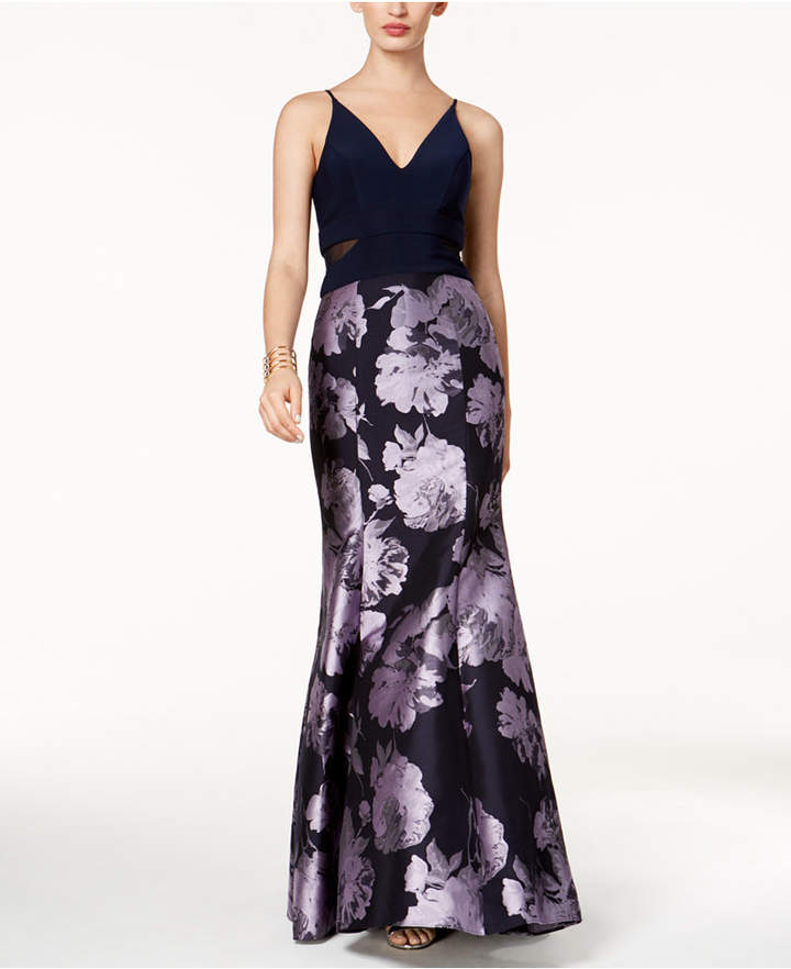 Xscape Evenings Brocade Mermaid Gown - ShopStyle
