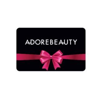 Adore Beauty e-Gift Card (Online Gift Voucher) - Treat Yourself