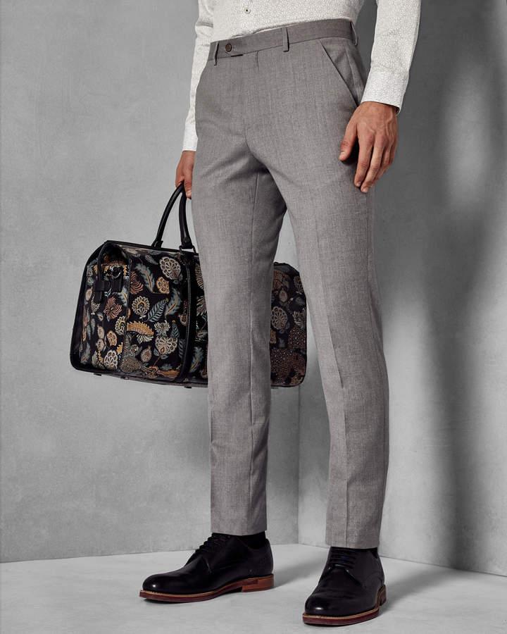 Ted Baker KAMCHAT Debonair skinny wool suit trousers