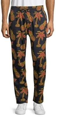 Wesc Pineapple Print Pants