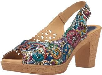 Spring Step Women's Lovelyness Dress Sandal