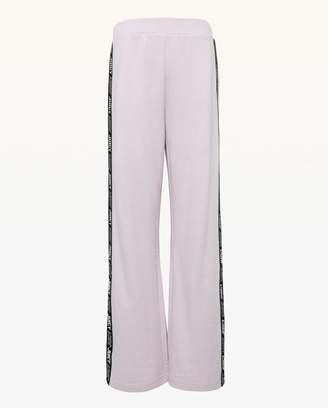 Juicy Couture JXJC Juicy Side Stripe Wide Leg Pant