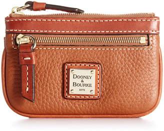 Dooney & Bourke Pebble Leather Coin Case