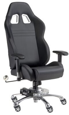 PitStop Furniture Grand Prix Gaming Chair PitStop Furniture