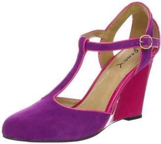 Go Max Gomax Women's Frasia Wedge 05 Wedge Sandal