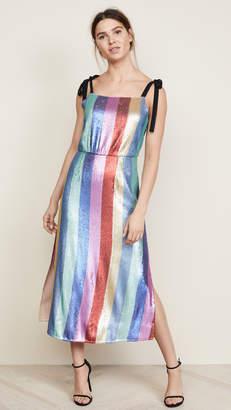 RIXO Tessa Sequin Dress