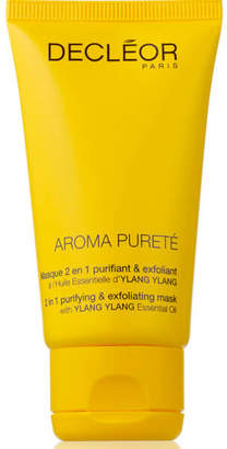 Decleor Aroma Purete 2 In 1 Purifying and Oxygenating Mask (50ml)