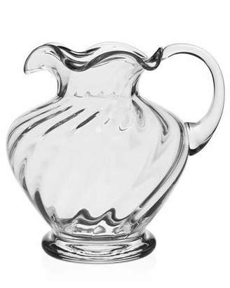 William Yeoward Dakota Spiral Pitcher