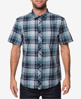 O'Neill Men's Paramount Yarn-Dyed Plaid Shirt